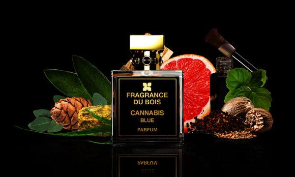 Fragrance du Bois Cannabis Blue