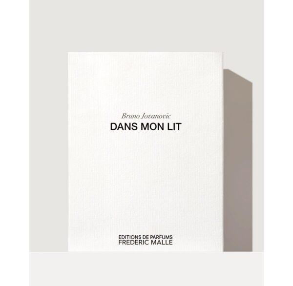 Editions de Parfums Frédéric Malle Dans Mon Lit