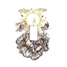 Cire Trudon Spiritus Sancti