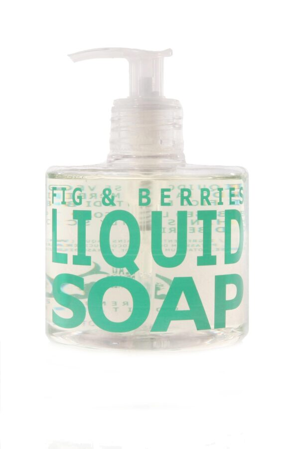 Eau d'Italie Liquid Soap Fig & Berries