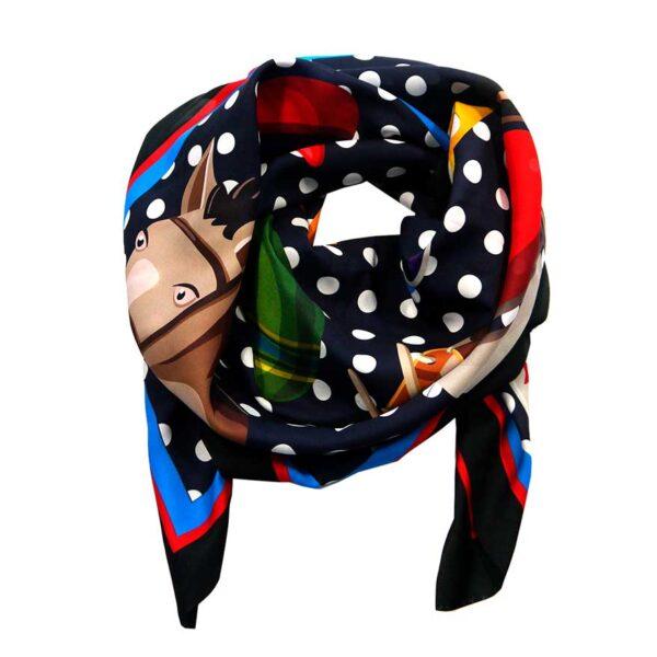 Foulard Toys 2