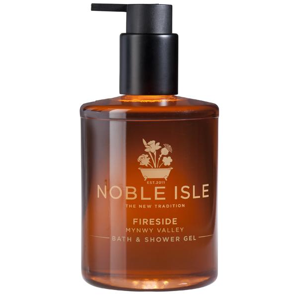 Noble Isle Fireside Bath & Shower Gel