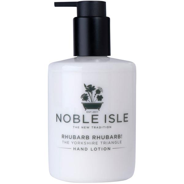 Noble Isle Rhubarb Rhubarb! Hand Lotion
