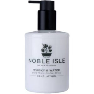 Noble Isle Whisky & Water Hand Lotion