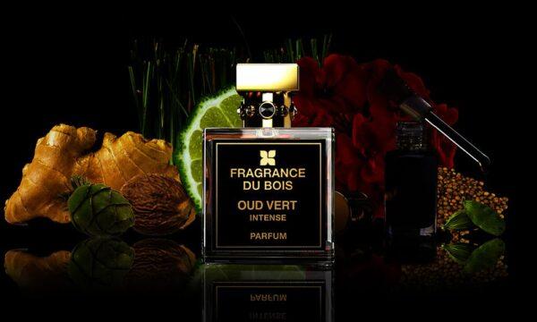 Fragrance du Bois Oud Vert Intense