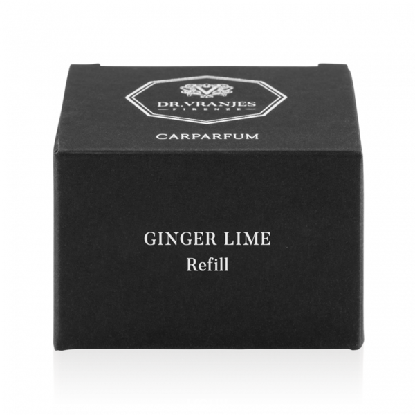 Dr. Vranjes Carparfum Refill Ginger Lime